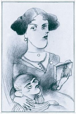 La mamá de Buñuel era muy guapa
