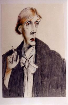 Virginia Woolf, 1882-1941