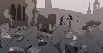 Los desastres de la guerra