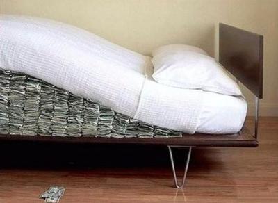 Últimamente los banqueros duermen mal