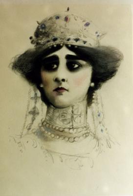 La Bella Otero, 1868-1965