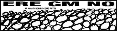 Manifestación contra el ERE de GM