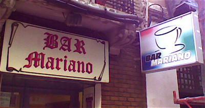 Bar Mariano
