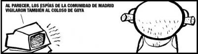 El Prado dictamina que El Coloso no es de Goya
