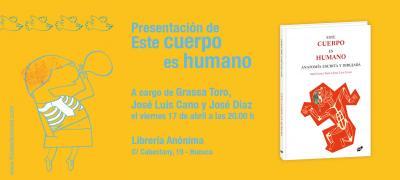 Este cuerpo es humano en Huesca