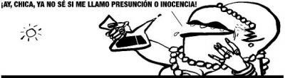 Presunción e inocencia