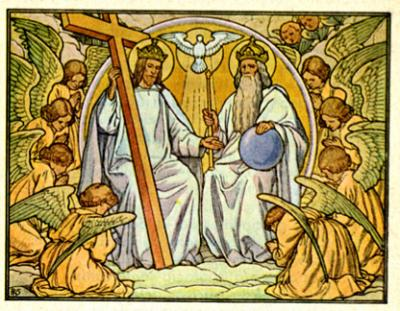 Iconología cristiana y gentílica