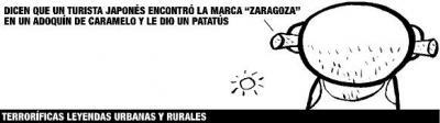"""La marca """"Zaragoza"""""""