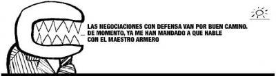 Zaragoza, sin compensaciones de Defensa