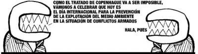 Día Internacional para la Prevención de la Explotación del Medio Ambiente en la Situación de Conflictos Armados