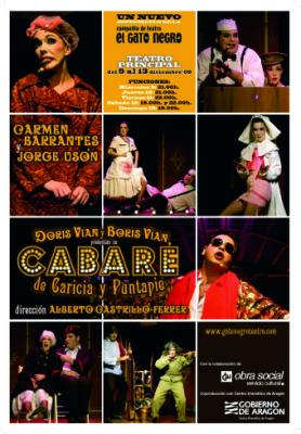 Cabaret de Caricia y Puntapié