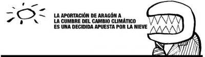 Aragón y el cambio climático