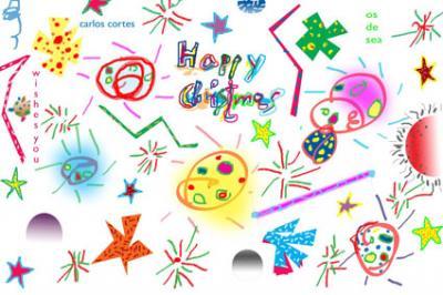 Felicitaciones navideñas recibidas