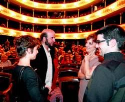 Día del teatro
