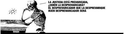 Embrollo judicial