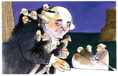 El Conde de Aranda colaboró en la expulsión de España de los jesuitas