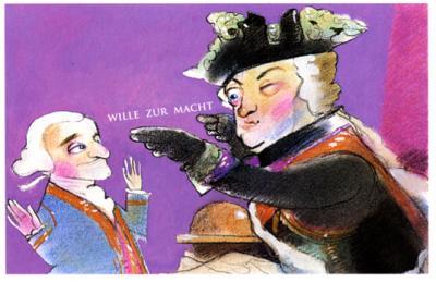El Conde de Aranda recibió de Federico II una marcha de granaderos que acabó siendo himno de España