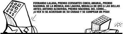 La actualidad municipal y Antonio Altarriba