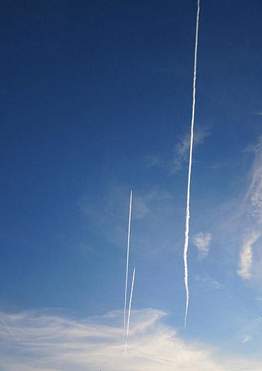 El día en el que los aviones no podían aterrizar en Zaragoza por la niebla