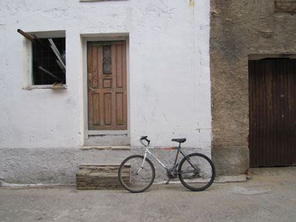 Bicis y puertas