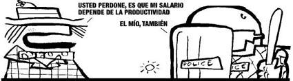 Salarios y productividad