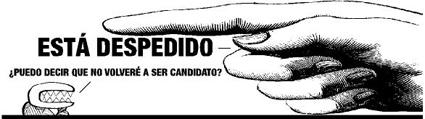 Zapatero no será candidato