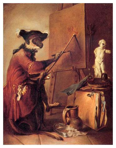 Pintores y escritores