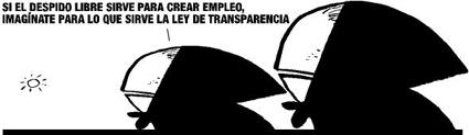 Ley de transparencia