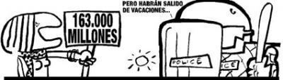 163.000 millones han huido de España este año