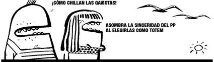 Guirigay en el PP