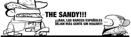 """El """"Sandy"""" inunda los telediarios"""