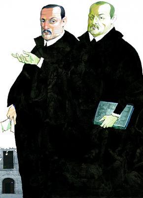 Los hermanos Argensola fueron poetas e historiadores y llevaron vidas paralelas