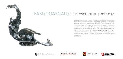 Pablo Gargallo según Emilio Casanova